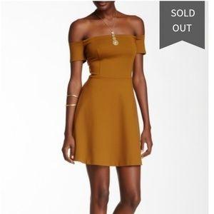 BIG SALE!!Free People Honey Black Mambo dress